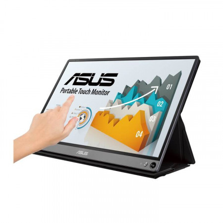 ASUS ZenScreen MB16AMT, 15.6'' FHD IPS touch