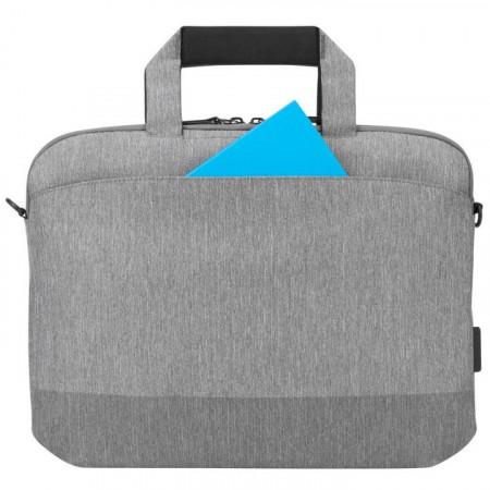 """Targus CityLite Notebook-Tasche 15.6"""" - Grau"""