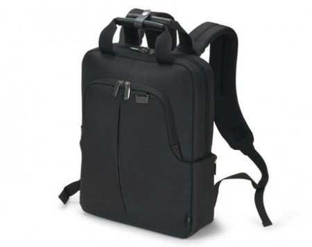"Dicota ECO Backpack Slim PRO (12""-14.1"") black"