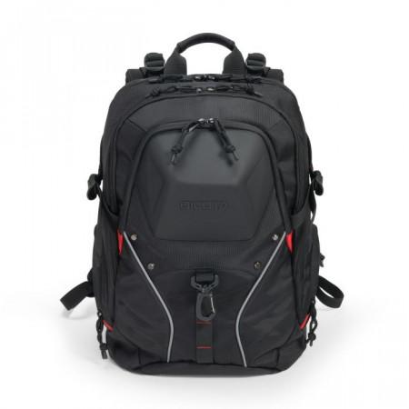 "Dicota Backpack E-Sports (17.3"") black"