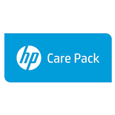 HP 5 year TravelNext business day Notebook Only Service