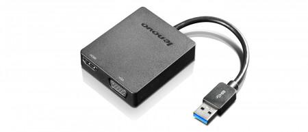 Lenovo Universal USB 3.0 to VGA/HDMI