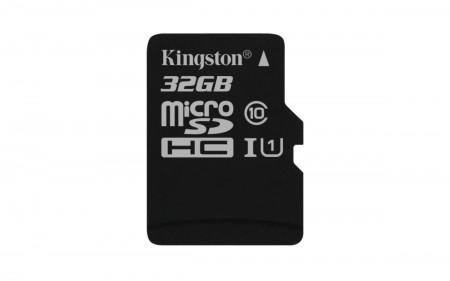 Kingston Technology Canvas Select Speicherkarte 32 GB MicroSDHC Klasse 10 UHS-I