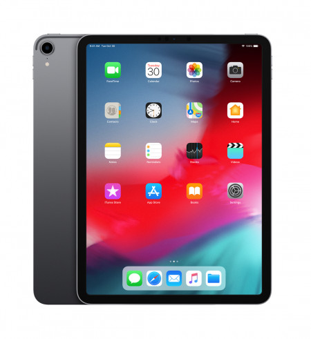 "Apple iPad Pro 11"" - 64GB, Space Grey"