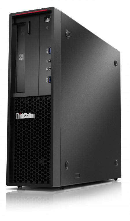 Lenovo ThinkStation P310 3.4GHz i7-6700 SFF Schwarz