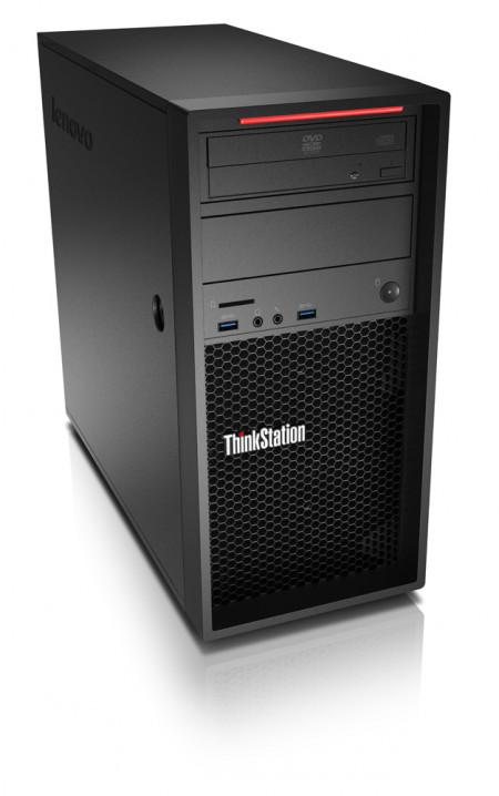 Lenovo ThinkStation P310 3.4GHz i7-6700 Turm Schwarz
