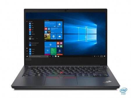 Lenovo ThinkPad E14, 14'' FHD IPS, Intel Core i7-10510U, 16GB RAM, 512GB SSD, Windows 10 Pro, 2 Jahre Depot Garantie