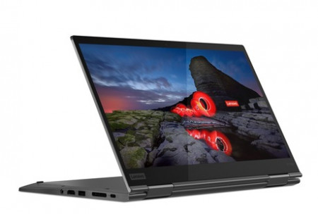 Lenovo ThinkPad X1 Yoga (5th Gen.), 14.0'' FHD IPS touch glossy, Intel Core i5-10210U, 16GB RAM, 256GB SSD, Windows 10 Pro, 3 Jahre Garantie, iron grey