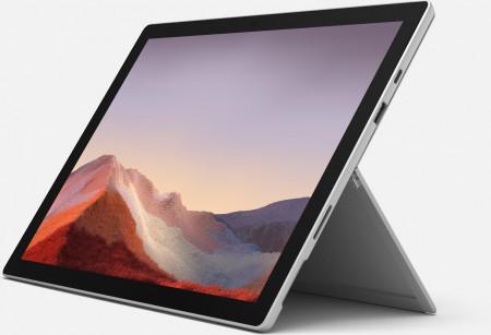 Microsoft Surface Pro 7, Intel Core i5-1035G4, 8GB RAM, 256GB SSD, Win 10 Home, Platin