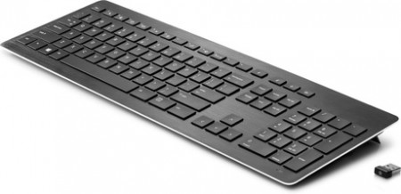 HP WLess Premium Keyboard Swiss