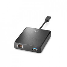 HP USB-C to RJ54/USB 3.0/USB-C