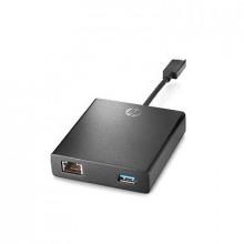 HP USB-C to RJ54/USB 3.0/USB-C