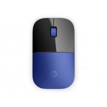 HP Z3700 RF Wireless Optisch 1200DPI Schwarz, Blau Ambidextrös