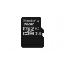 Kingston Technology Canvas Select Speicherkarte 32 GB MicroSDHC Klasse 10 UHS-I