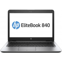 HP Elite Book 840 G3, 14'' FHD antiglare, Intel Core i5-6300U, 16GB RAM, 512 GB SSD, Windows 10 Pro, 3 Jahre Garantie