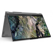 Lenovo ThinkBook 14s Yoga, 14'' FHD IPS touch glossy, Intel Core i5-1135G7, 8GB RAM, 256GB SSD, Win 10 Pro, mineral grey, 2 Jahre Garantie