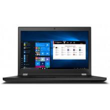 Lenovo ThinkPad P17, 17.3'' FHD IPS antiglare, Intel Core i7-10850H, 16GB RAM, 512GB SSD, NVIDIA Quadro RTX3000, Windows 10 Pro, 3 Jahre Garantie