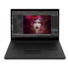 Lenovo ThinkPad P1 G3, 15.6'' UHD 4K OLED HDR glossy touch, Intel Core i9-10885H, 32GB RAM, 1TB SSD, NVIDIA Quadro T2000, Win 10 Pro, 3 Jahre Garantie
