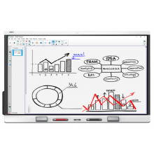 SMART Board 6275S, 75'' 4K UHD touch Display, interactive display with iQ and SMART Learning Suite