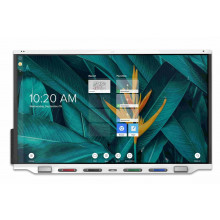 SMART Board 7275R, 86'' 4K UHD touch Display, interactive display with iQ and SMART Learning Suite