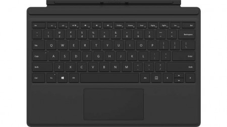 Microsoft Surface Pro Type Cover mobile device keyboard