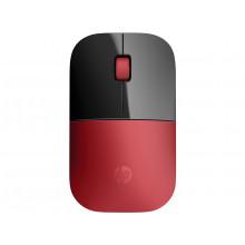 HP Z3700 RF Wireless Optisch 1200DPI Schwarz, Rot Ambidextrös