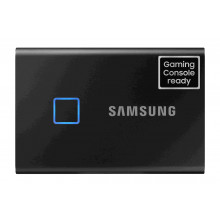 Samsung Portable SSD T7 touch, 2TB, black