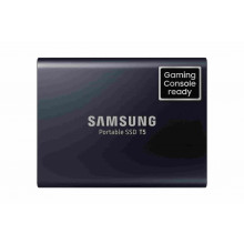 Samsung Portable SSD T5, 1TB, deep black