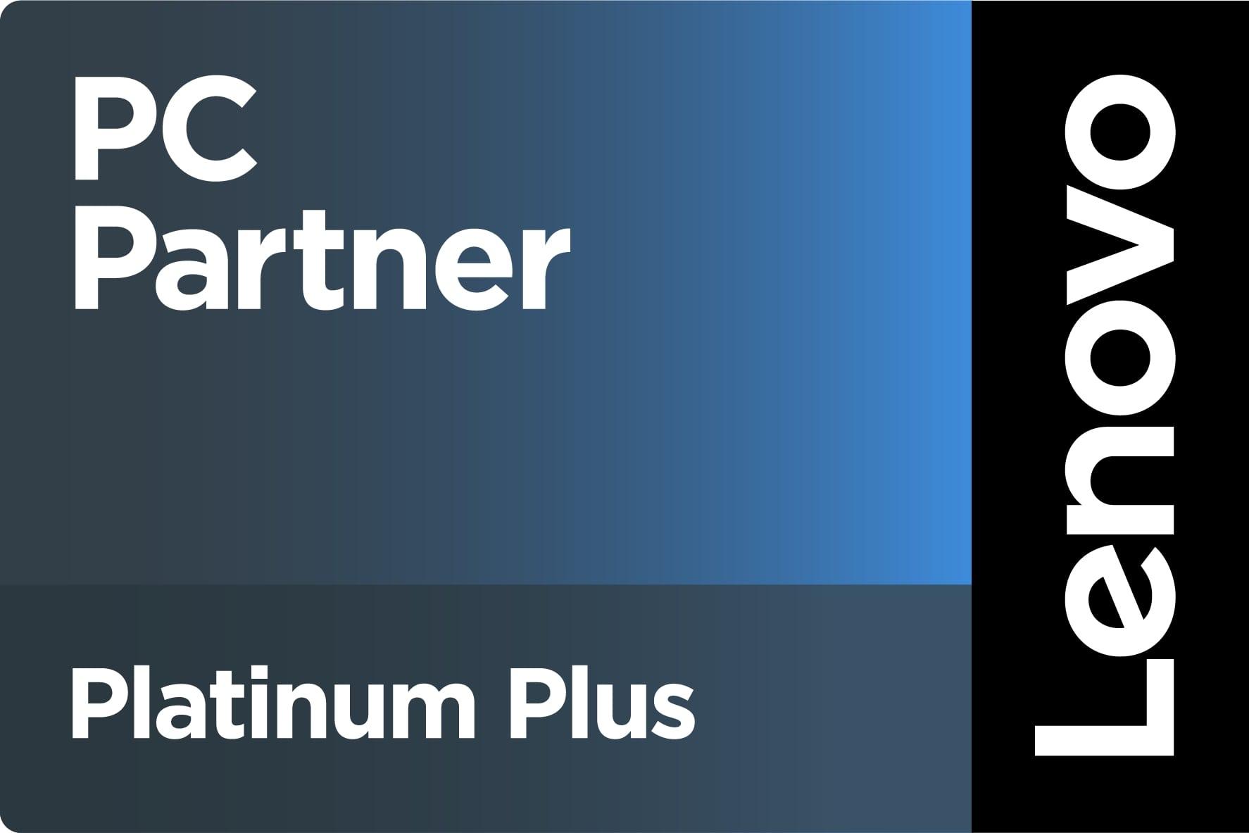 Lenovo Platinum Partner
