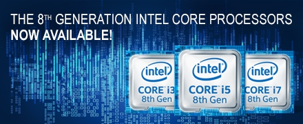 Intel Core 8 Generation