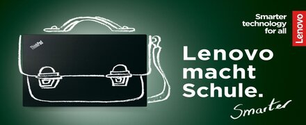 Lenovo macht Schule